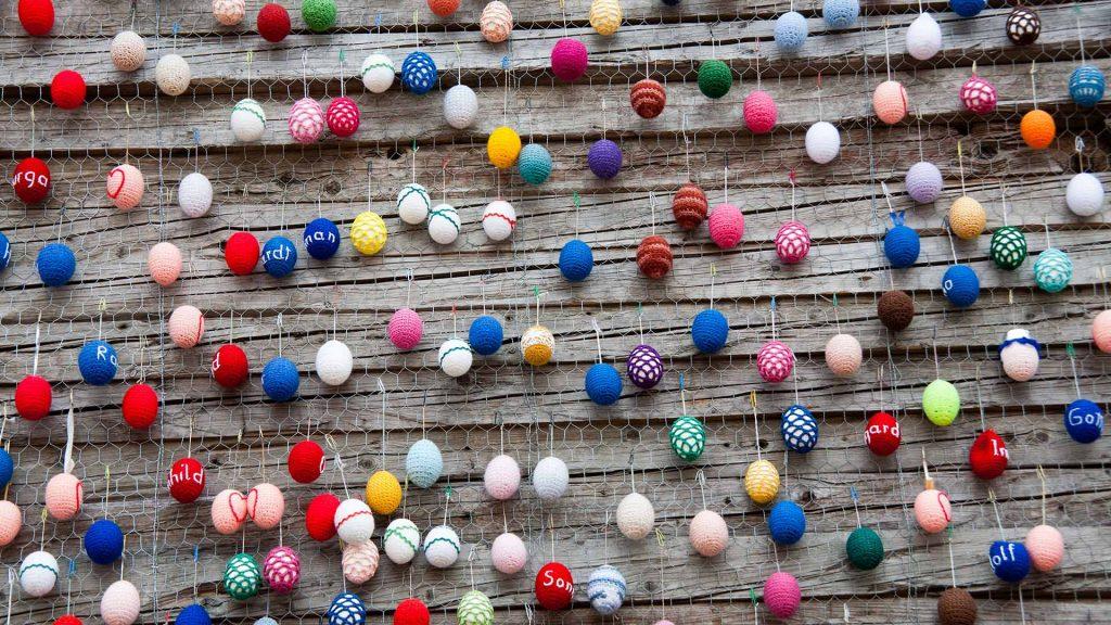 Eastereggs Berlin
