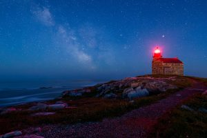 Starry Lighthouse