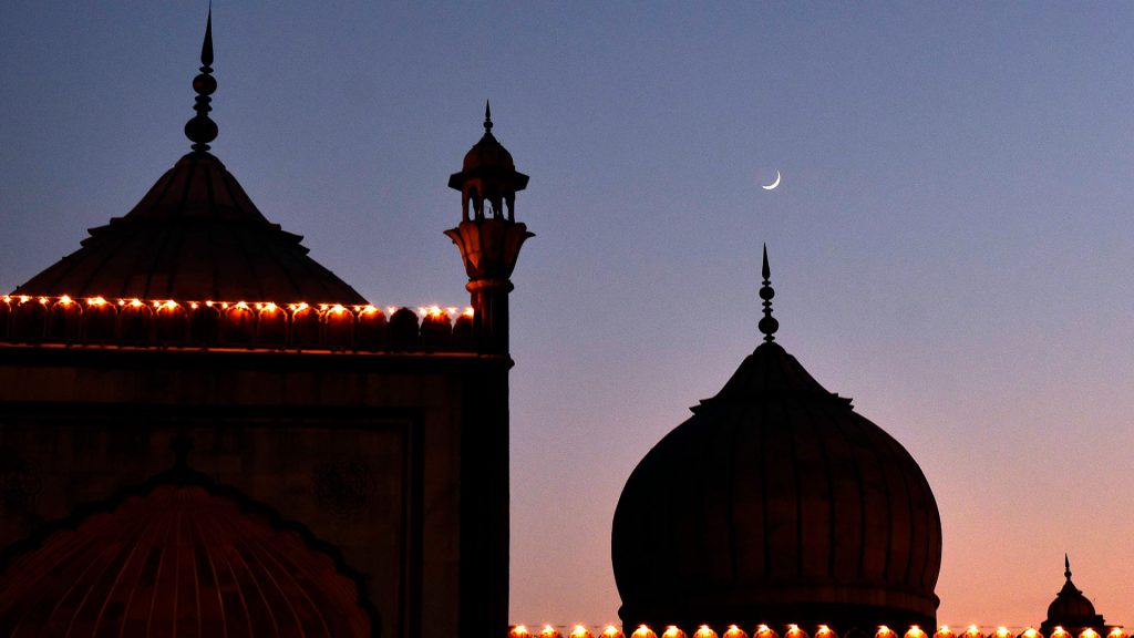 Ramadan Spire