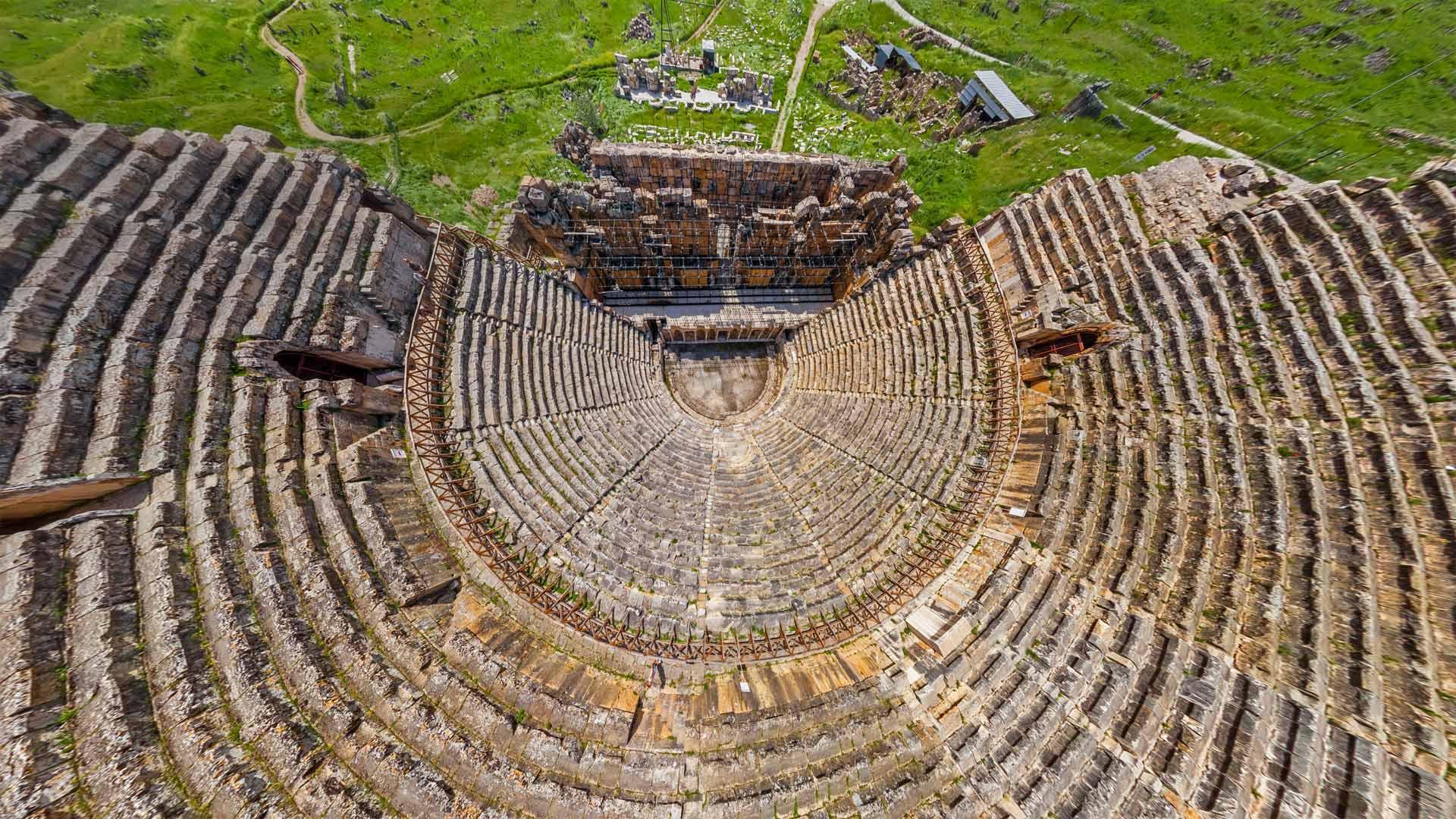 Hierapolis Turkey