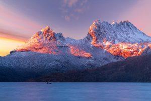 Cradle Mountain Morning