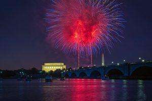 DC Fireworks Video