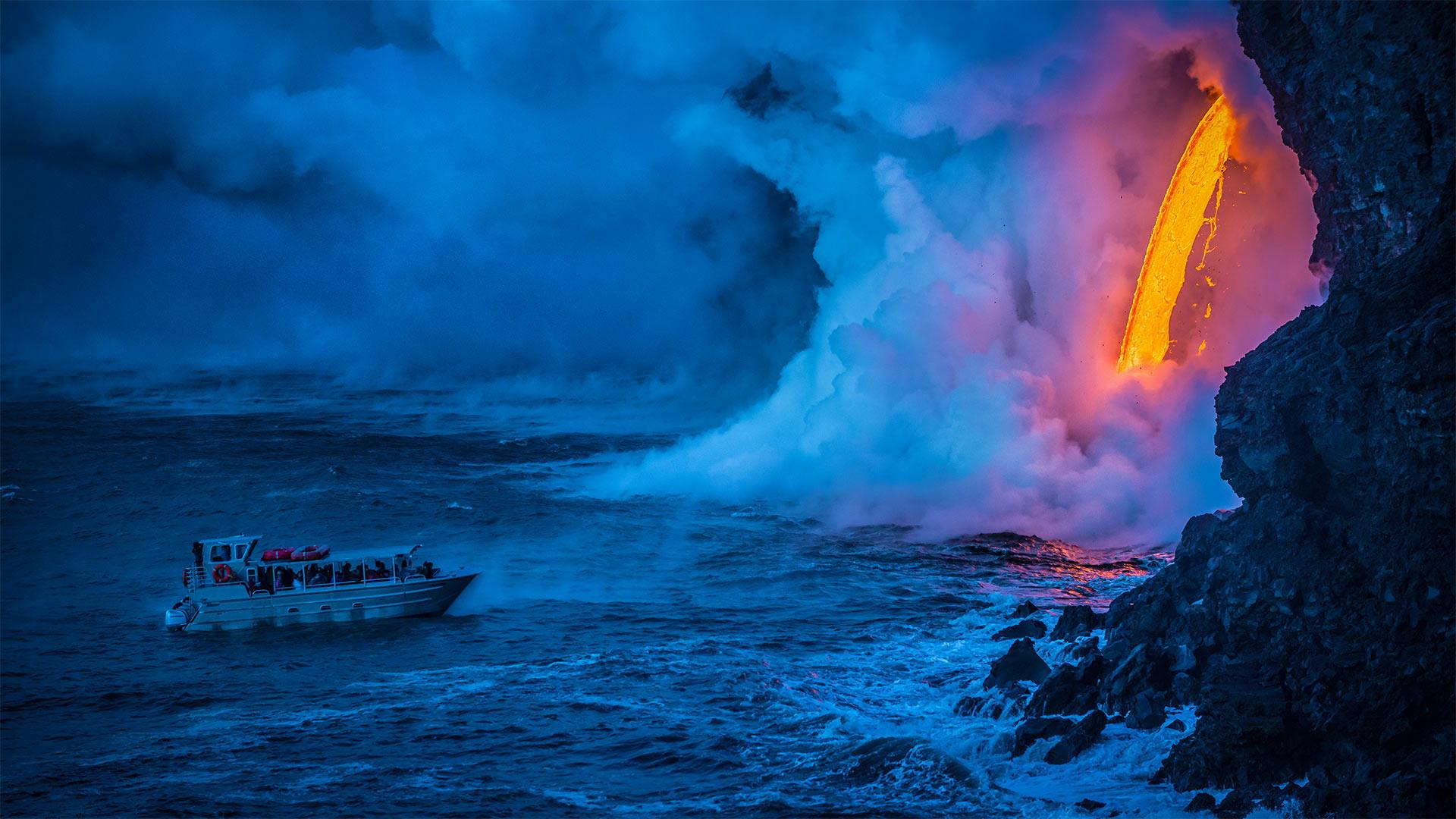 Lava Ship