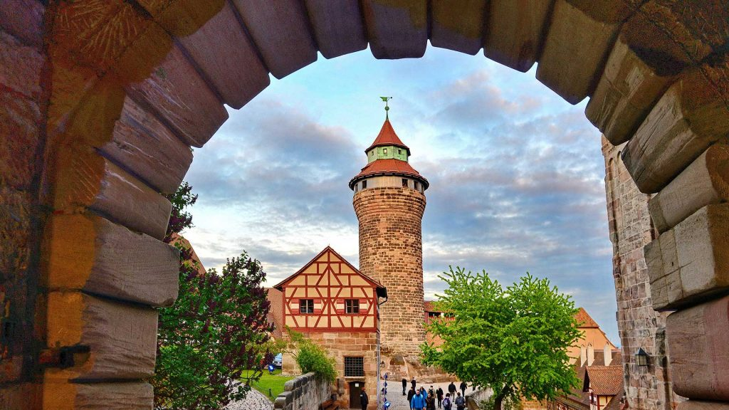 Nuernberg Burg