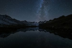 August Stargazing