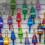Multicolor Buoys