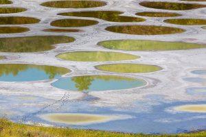 Okanagan Spots Lake