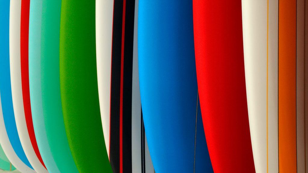 Surfboard Row