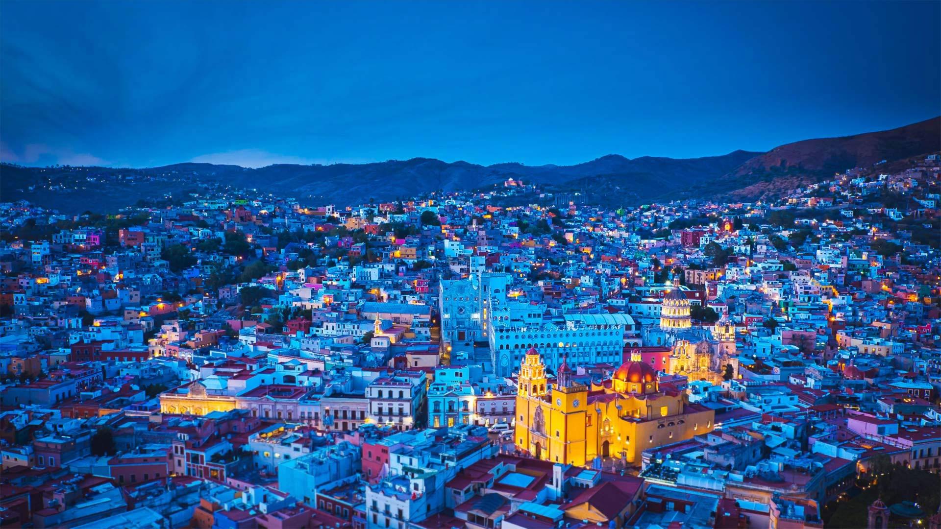 Cityof Guanajuato