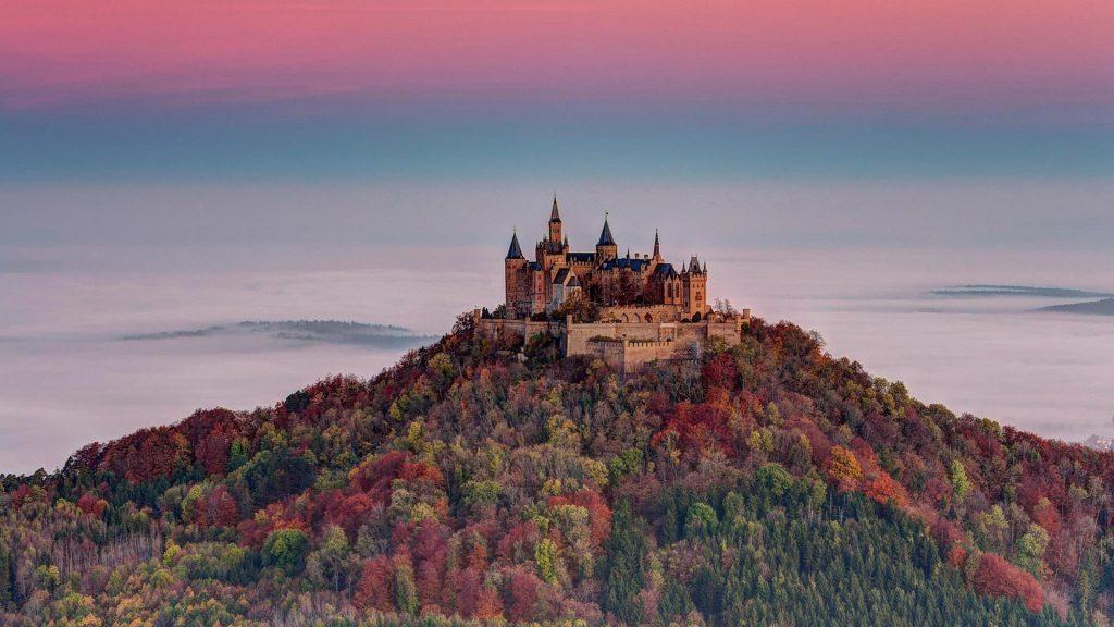 Hohenzollern Herbst