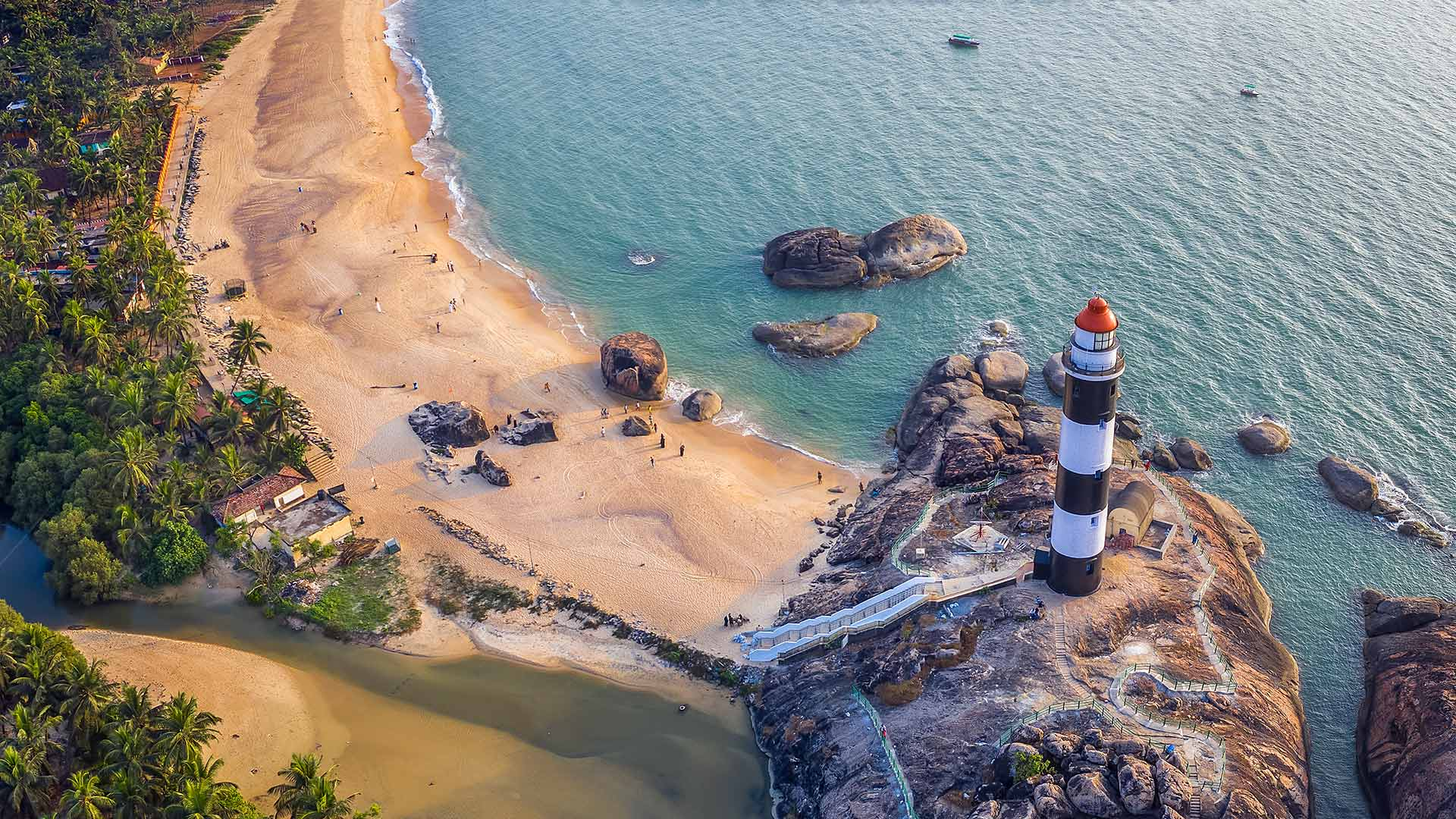 Kapu Lighthouse
