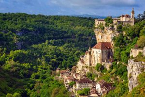 Medieval Rocamadour