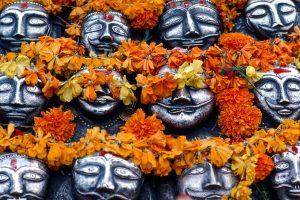 Dussera Masks