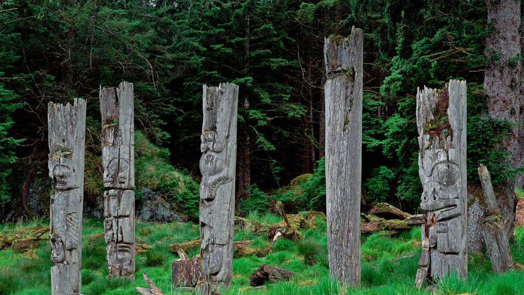 Haida Totems