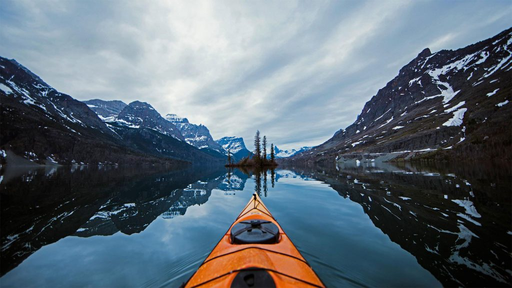 Kayak Green Friday