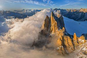 Mont Blanc Peak