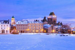 Chateau Quebec