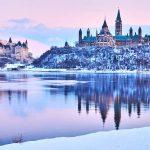 Parliament Winter