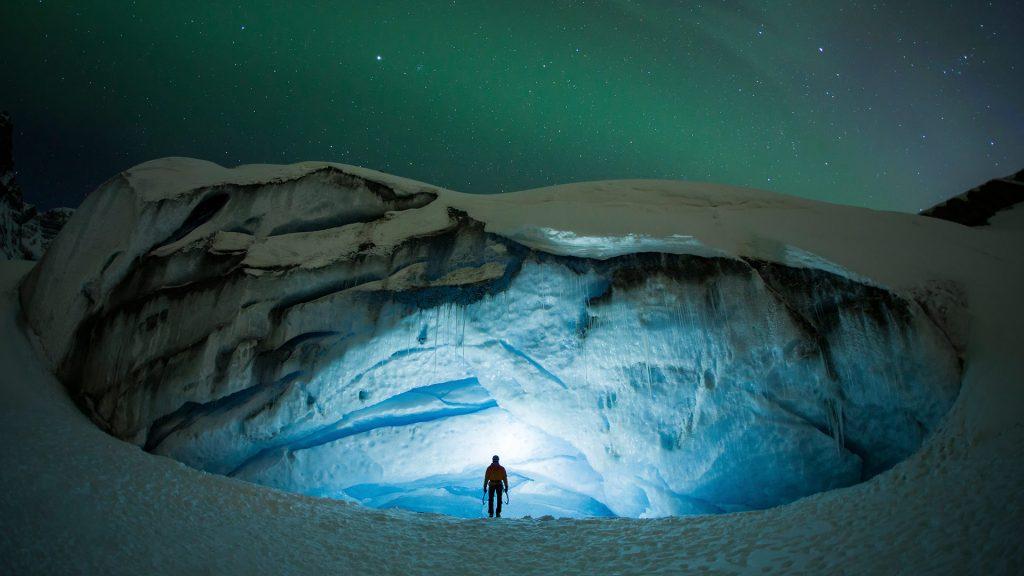 Athabasca Ice