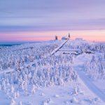 Fichtelberg Winter