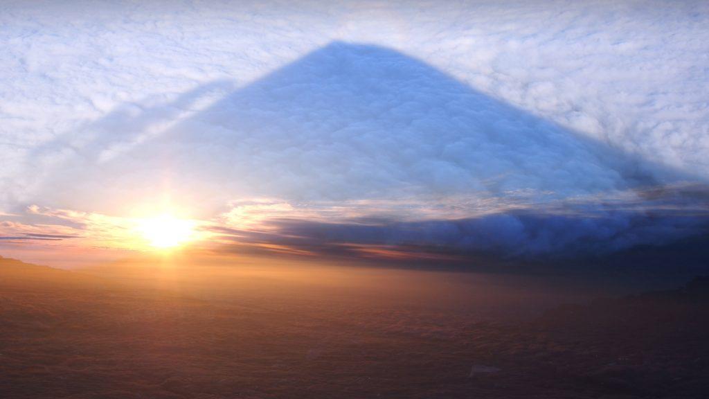 New Year Mt Fuji