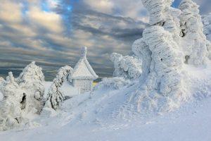 Grosser Arber Winter