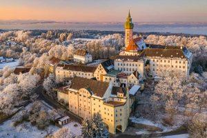 Kloster Andechs Winter