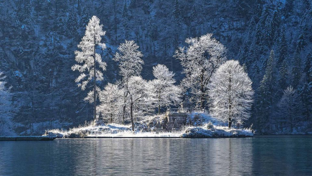 Koenigssee Winter