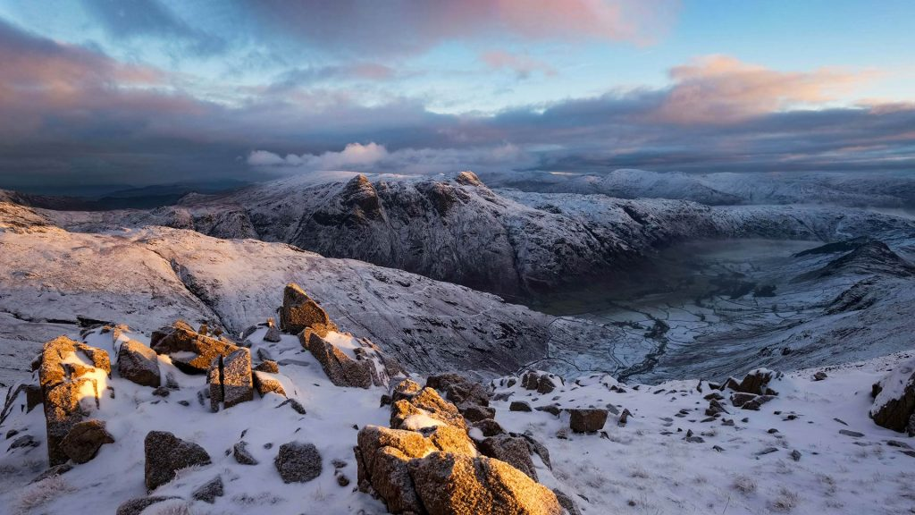 Langdale Snow