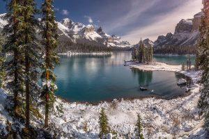 Maligne Winter