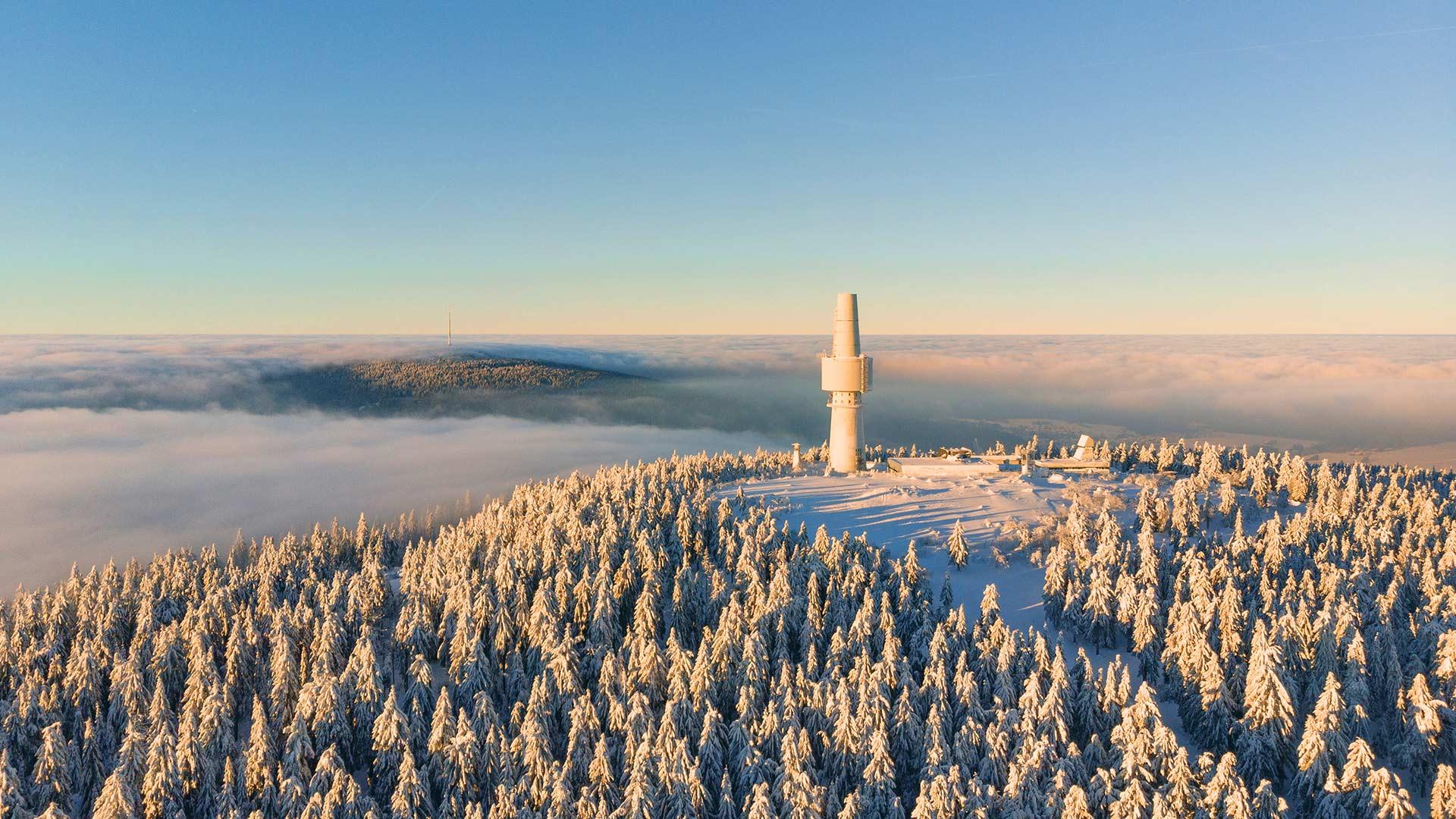 Schneeberg Ochsenkopf