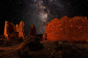 Hovenweep Dark Sky