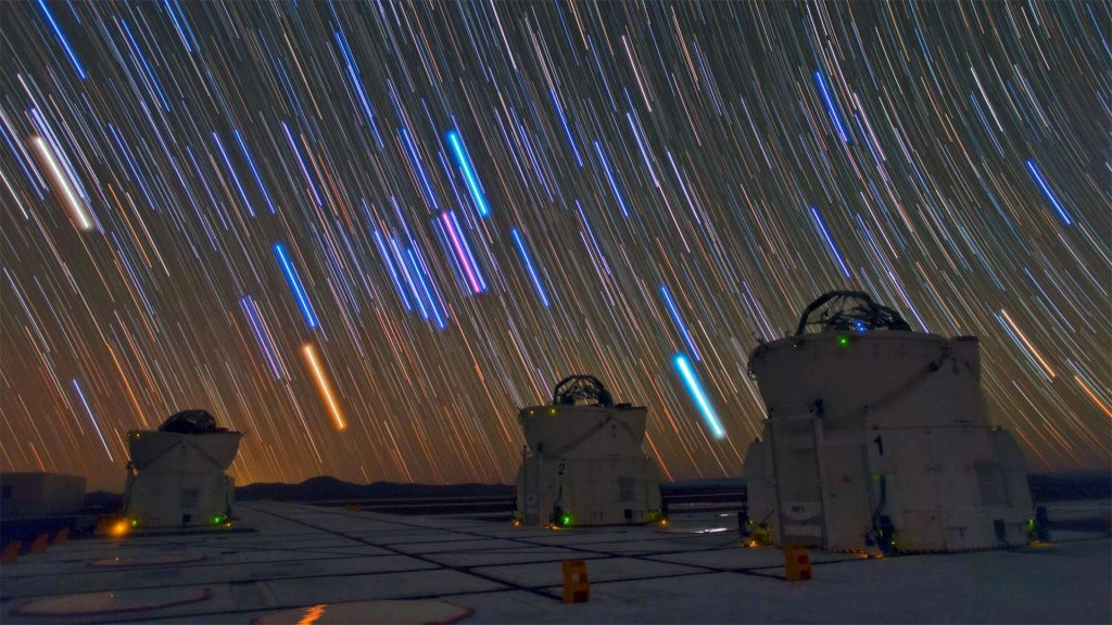Paranal Stars