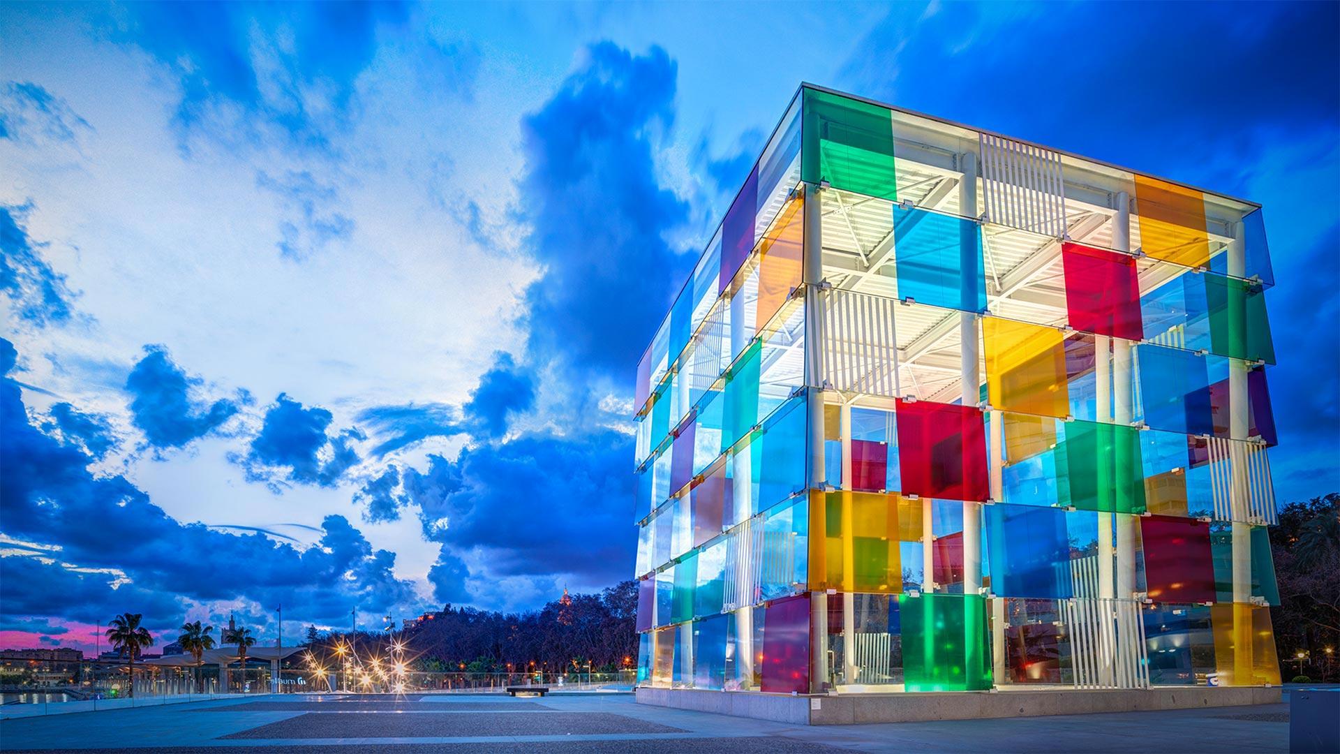 Pompidou Malaga