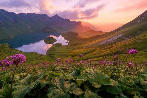 Lake Schrecksee BY