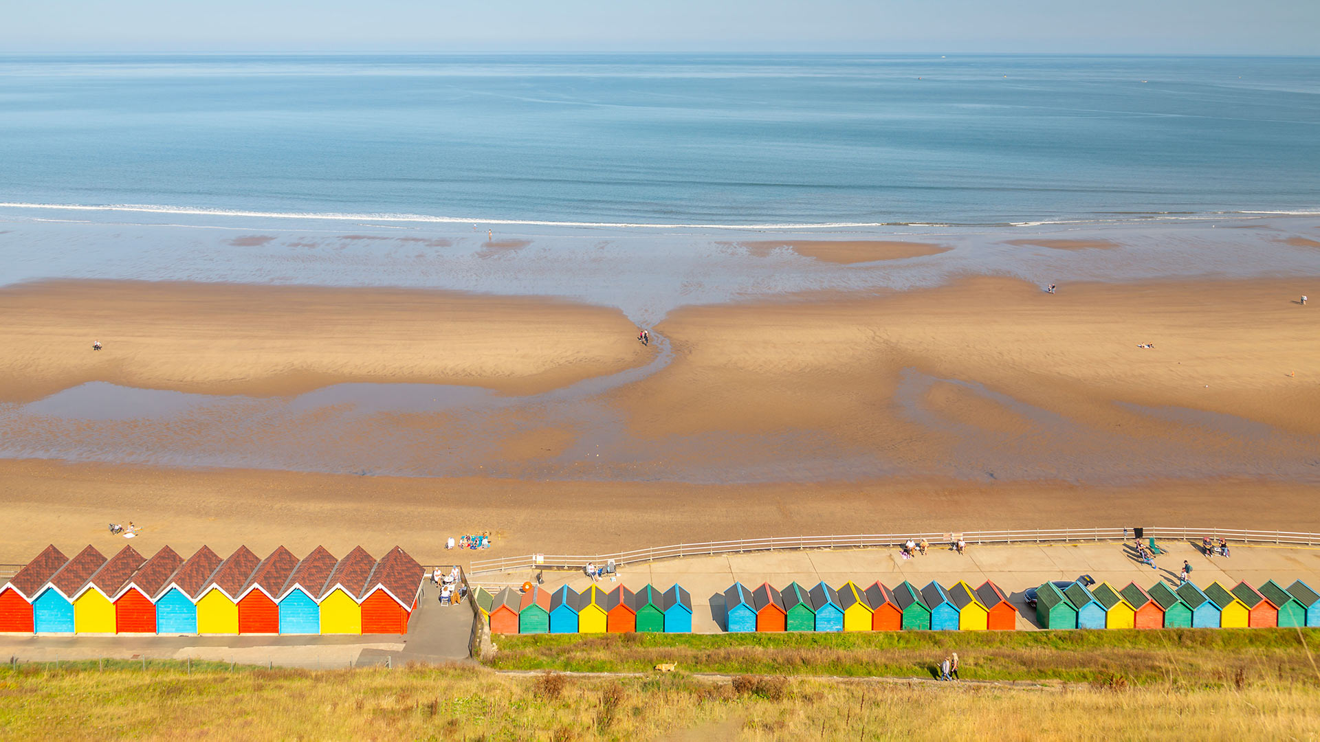 Whitby Huts