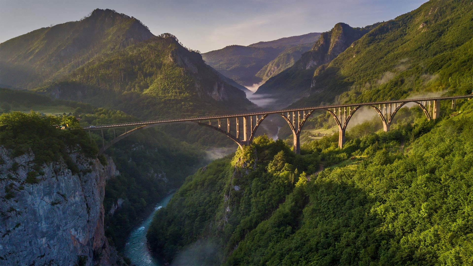 Djurdjevica Bridge