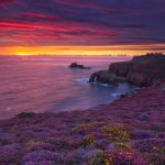 Lands End Sunset