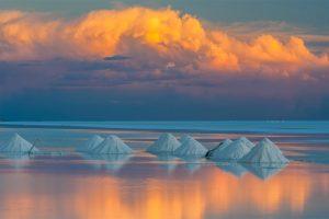 Salt Cones