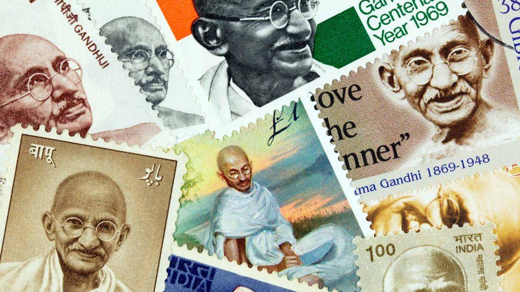 Gandhi Stamps